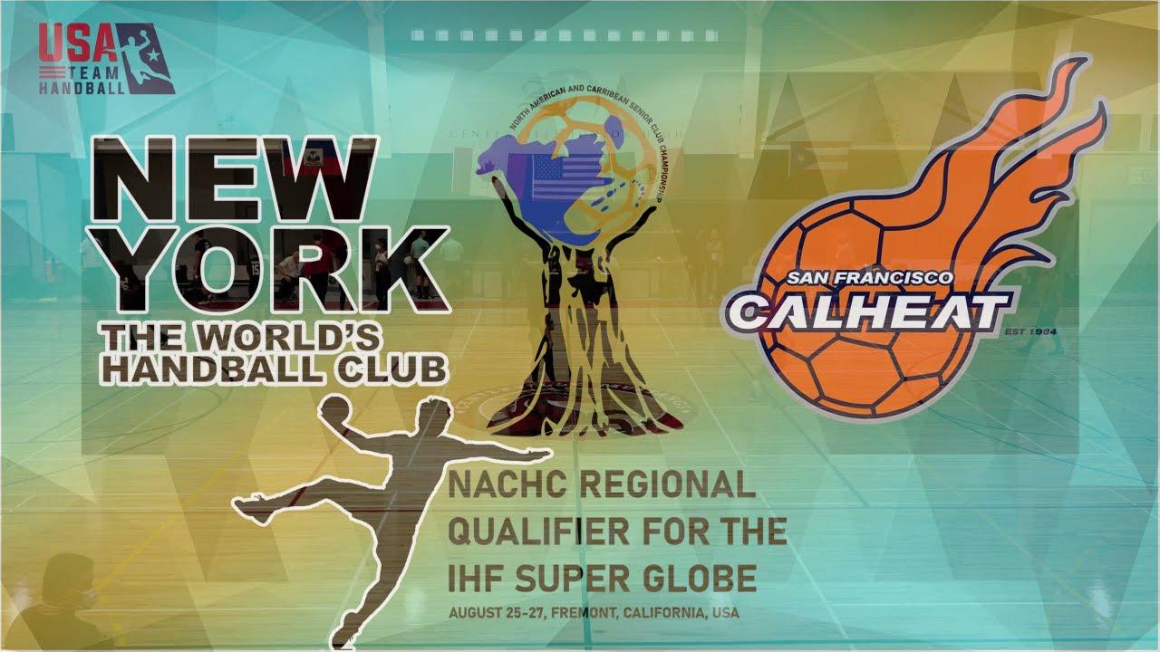 New York Team Handball vs San Francisco Calheat August 26th at 7:30 pm
