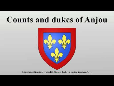 Counts and dukes of Anjou - Yo...