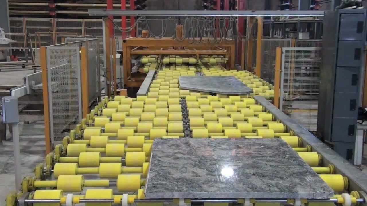 How Granite Countertops Are Made   YouTube