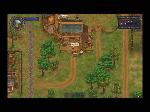 Graveyard Keeper - Game of Crone: The interrogation |