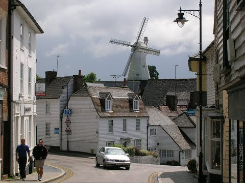 Places to see in ( Cranbrook - UK )