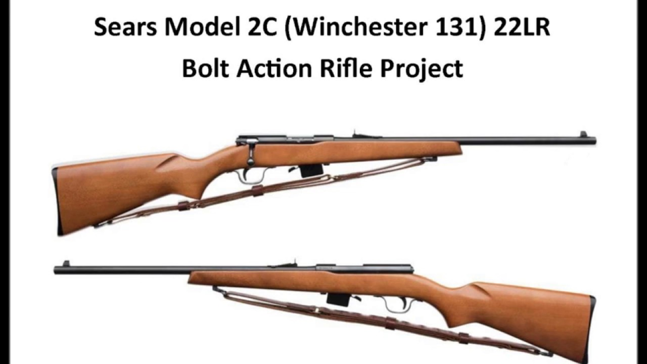 Winchester Model 131 Schematic Manual Guide Wiring Diagram Glenfield 60 Caroldoey Project Rifle Youtube Rh Com