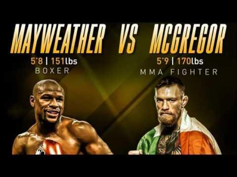 Floyd Mayweather Vs  Conor McGregor! Josh Gordon Goes To Rehab! Man knock out woman!