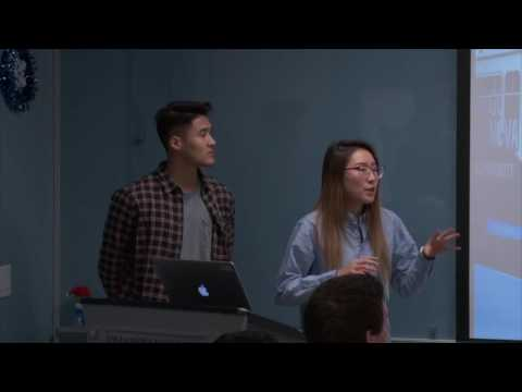 Computer Science Senior Project Presentations Fall 2016
