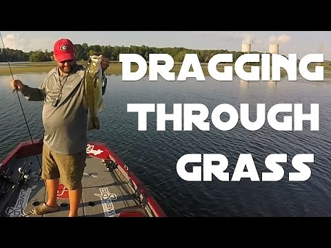 Here Is One Way To Fish Submerged Grass