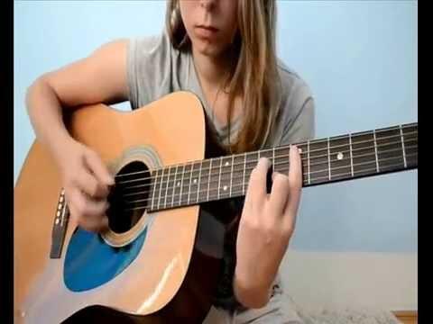 Demi Lovato Warrior Guitar Cover Youtube