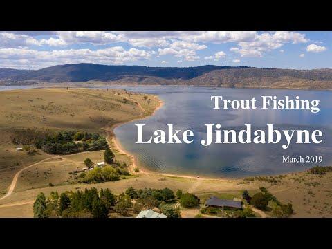 Lake Jindabyne Trout Fishing 2019