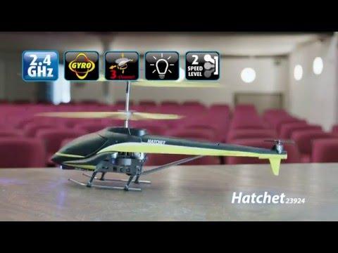 Хеликоптер Hatchet Revell 10