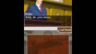 Nintendo DS Longplay [016] Phoenix Wright Ace Attorney - Justice for All - The Lost Turnabout