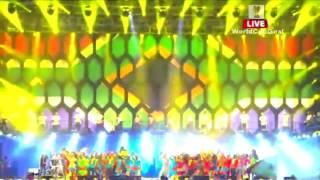 Download Mp3 Shakira - Waka Waka - World Cup South Africa 2010  Opening Ceremony