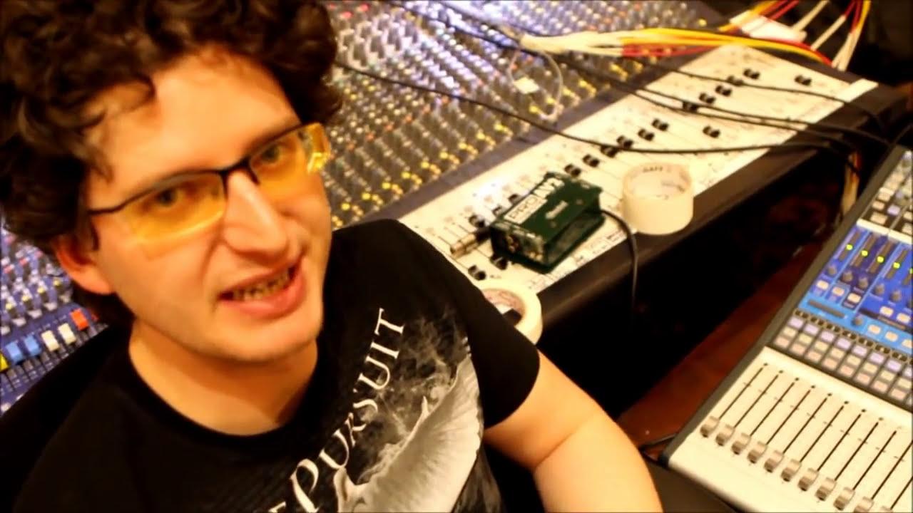 Presonus Studio Live 16 4 2 : behind the console presonus studiolive 16 4 2 youtube ~ Hamham.info Haus und Dekorationen