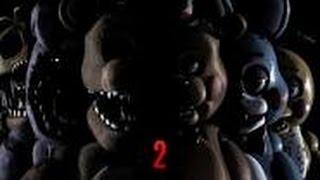 Трейлер Сериала FNAF 2 (Делал Сам !)
