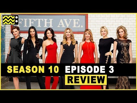 Real Housewives Of New York City Season 10 Episode 3 Review & Reaction | AfterBuzz TV