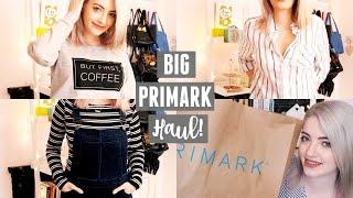 Big Primark Haul + Try On!! Spring 2016