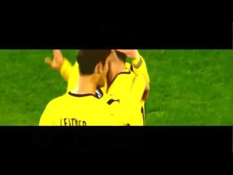 После паса Мхитаряна Marco Reus  забивает гол в ворота Касильяса. Borussia Dortmund Vs FC Porto 2-0