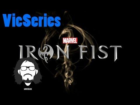 VicSeries- 46: Iron Fist