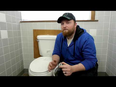How to Install a Toilet Water Input Hose