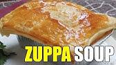 Resep Mushroom Zuppa Soup Febri Rachman Youtube