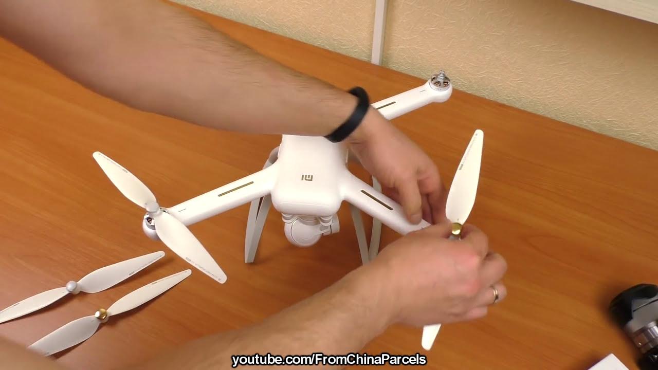 КУПИЛ XIAOMI MI DRONE 4K FPV ЗА 14500 руб. (250$). ОБЗОР, ПОЛЕТ. GEARBEST картинки