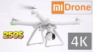 КУПИЛ XIAOMI MI DRONE 4K FPV ЗА 14500 руб. (250$) ПРОФИ НЕ ЗНАЧИТ ДОРОГО. GEARBEST
