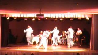A Flor do meu Bairro Nelson Gonçalves - Coreografia Rosas Dança de Salão