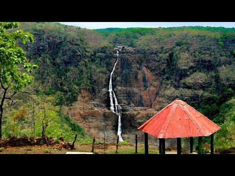 ବରେହିପାଣି ଜଳପ୍ରପାତ    3D & live video of Barehipani water fall Similipal Sanctuary full HD