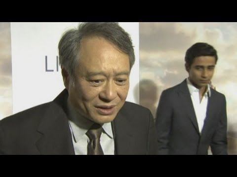 Ang Lee on making new film Life Of Pi