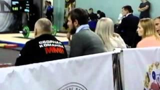 Чемпионат России 2016 (masters M-35) рывок ч.1