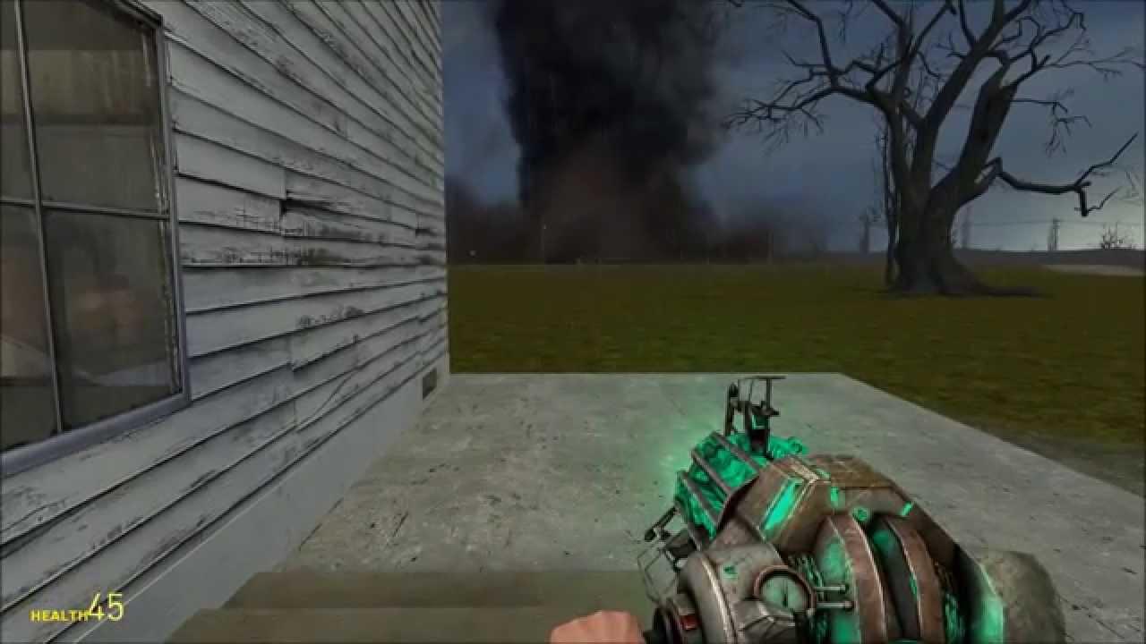 NO MY GAMING SETUP! | Gmod Tornado Survival #1 - YouTube