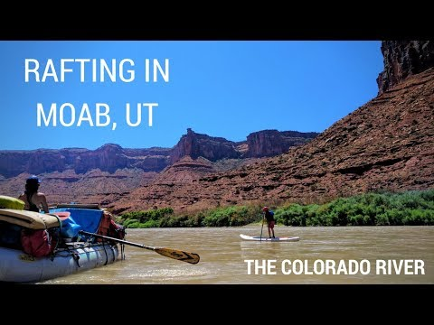 Multi-Day Moab Rafting Trip - Escape On The Colorado River In Moab Utah | Mild To Wild Rafting