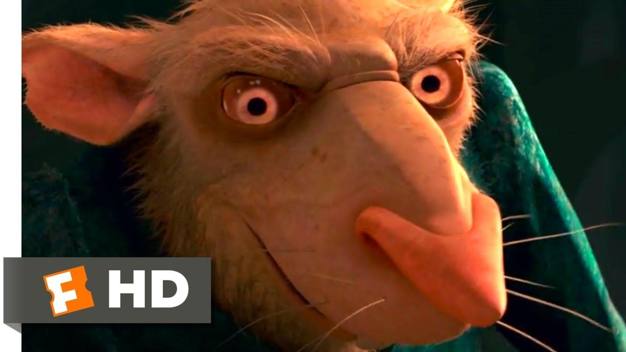 Download The Tale of Despereaux (2008) - Despereaux vs. Botticelli Scene (10/10) | Movieclips