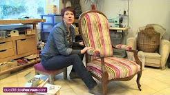 r novation fauteuil youtube. Black Bedroom Furniture Sets. Home Design Ideas