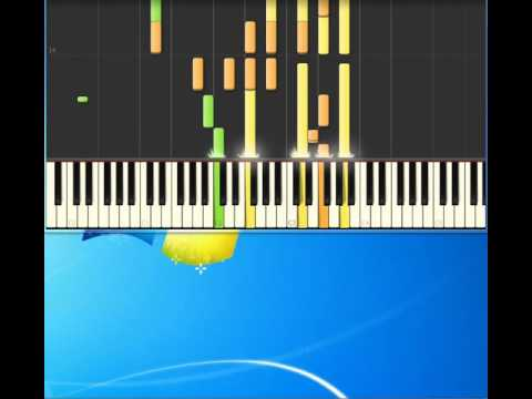 Shirley Bassey   Big Spender [Piano tutorial by Synthesia]
