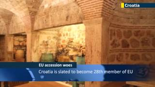 EU expansion: Croatia
