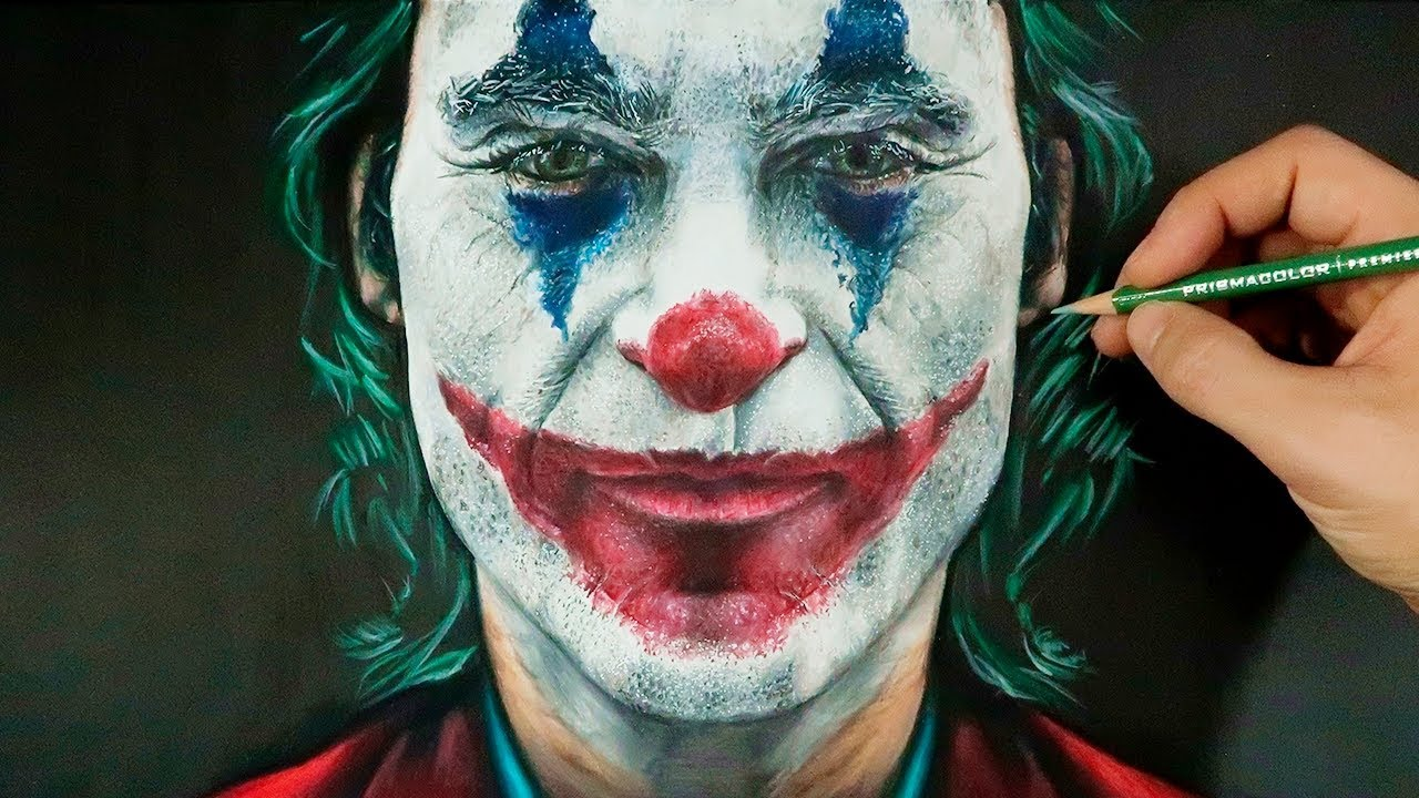Cómo Dibujar Al Jokerguasón Realista How To Draw Realistic Joker Artemaster