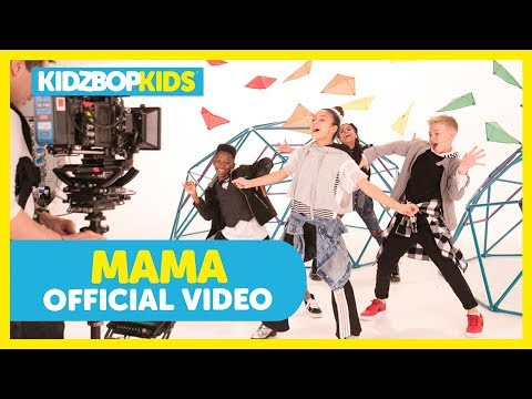 KIDZ BOP Kids - Mama (Official Music Video) [KIDZ BOP Summer '18]
