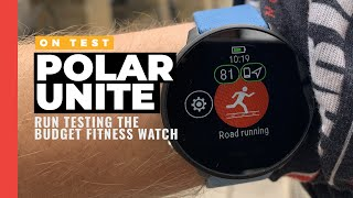 Polar Unite Review: Is the budget fitness watch a good option for runners?