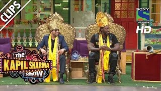 Gayle and Mika choose their brides -The Kapil Sharma Show - Episode 11 - 28th May 2016