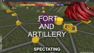 Risky Strats Guide: Forts and Artillery