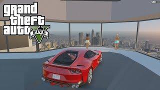 GTA 5 - Un Manoir, Des voitures de luxe... Vie de riche
