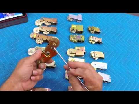 Sliding Glass Door Roller Assembly School