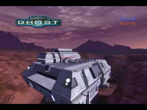 Starcraft Ghost Multiplayer Gameplay