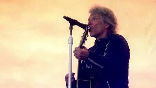 Wanted Dead or Alive  - 2019 This House Is Not For Sale Tour (Live from Wembley)