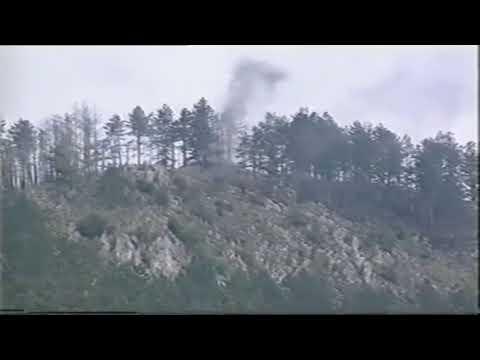 Black Swans(freedom fighters) vs Cetniks in Bosnia 18.09.1994