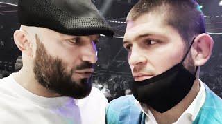 Хабиб и Магомед Исмаилов обсудили бой против Гейджи / Как Хабиб будет бить Джастина