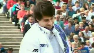 Jan Zelezny - 95.34m and 95.66m -- Sheffield 29/08/1993