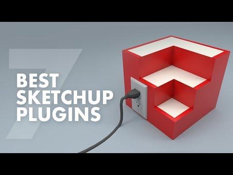 7 Best Sketchup Plugins