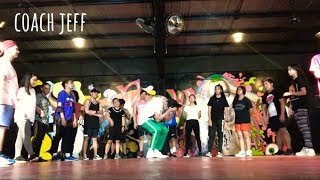 Tagpuan by Moira Dela Torre {Choreo by Coach Jeff of RPG}