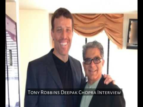 Tony Robbins Deepak Chopra Interview