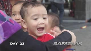 Video Behind the Scene RAFATHAR DAY 23 download MP3, 3GP, MP4, WEBM, AVI, FLV November 2017